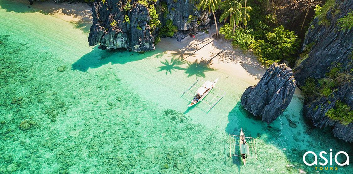 Entalula Island Beach El Nido