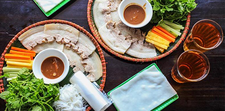 Food to eat in Danang