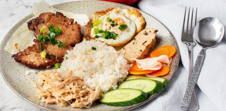 Vietnamese Broken Rice