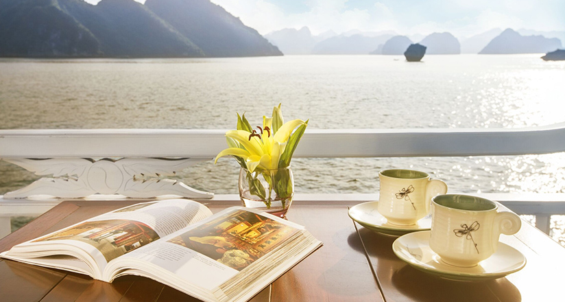 Do what you love on Halong Bay Cruises