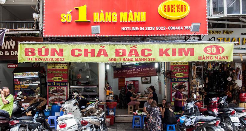Bun Cha Dac Kim