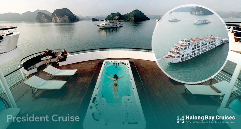 President Cruise Halong Bay