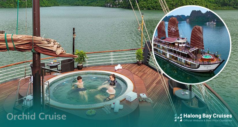 Orchid Cruise Lan Ha Bay