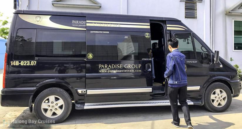 Paradise Elegance Shuttle Service