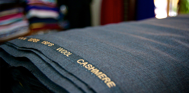 fabrics in Hoi An