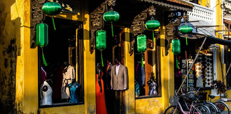 tips to choose the best tailor shops in Hoi An