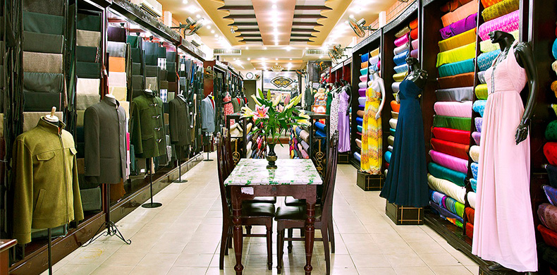 best tailor shops in Hoi An