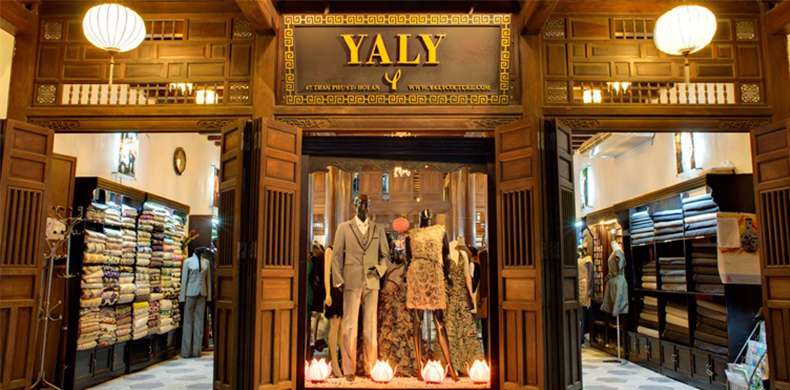 Best tailor shops in Hoi An - Yaly Couture