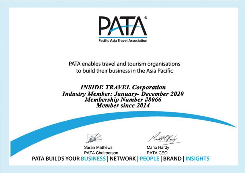 PATA membership