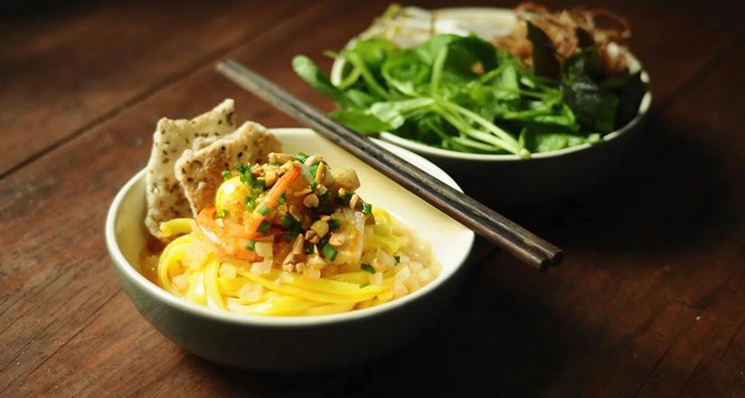 Mi Quang Noodles