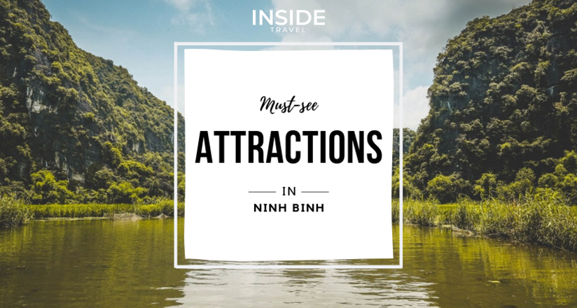 Must see attractions in Ninh Binh