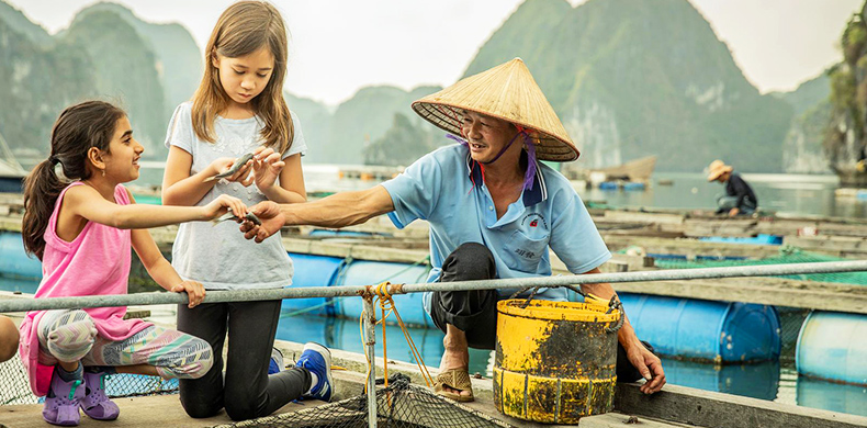 Activities in Vietnam Tours for Kids