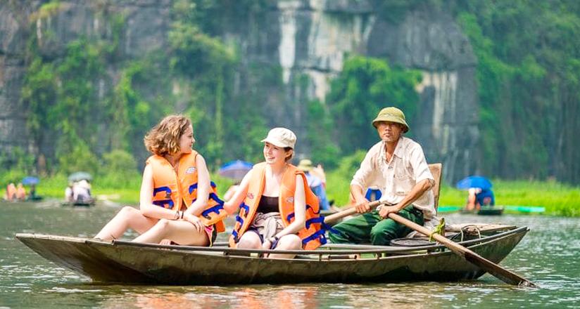 Boat Ninh Binh