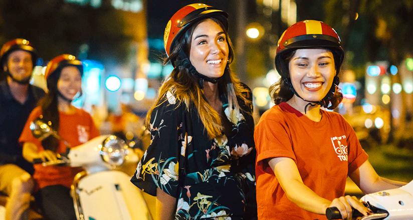 Motorbike tour Ho Chi Minh