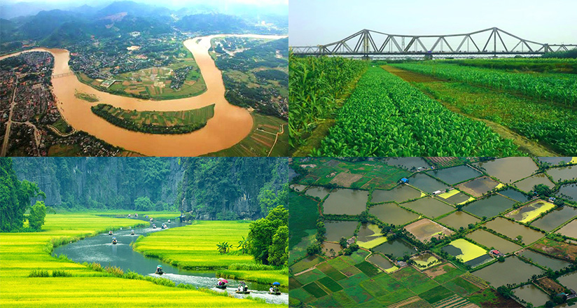 Red River Delta Vietnam