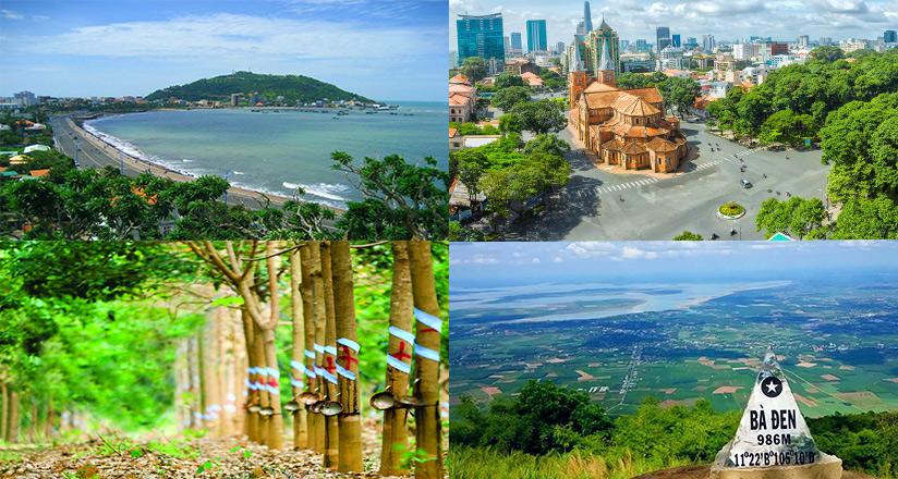 Southeast Vietnam