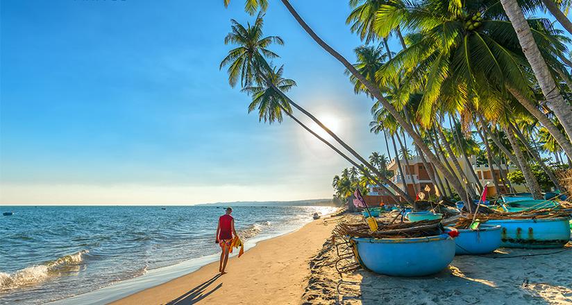 Beach Vietnam Climate