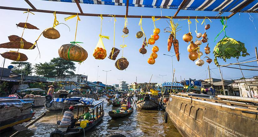 Mekong Climate