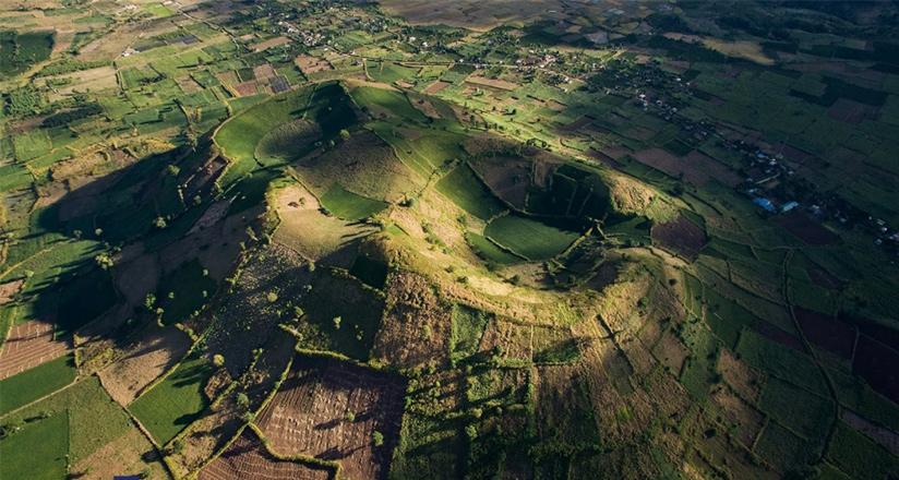 Central Highlands Climate