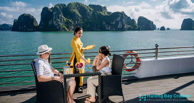 Bai Tu Long Bay day tour Itinerary