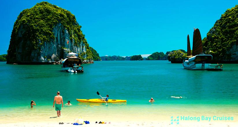 Bai Tu Long Bay 3 days 2 nights Itinerary