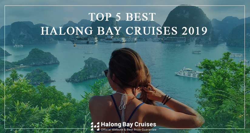 Top 5 Halong Bay Cruises