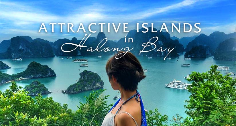 Halong Bay Islands