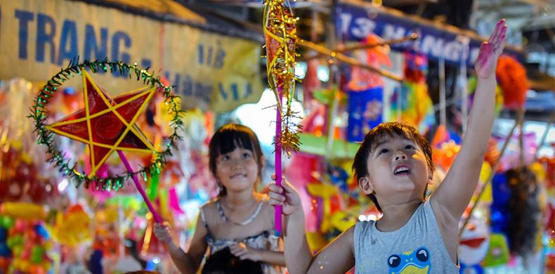 Mid-Autumn Festival in Hanoi