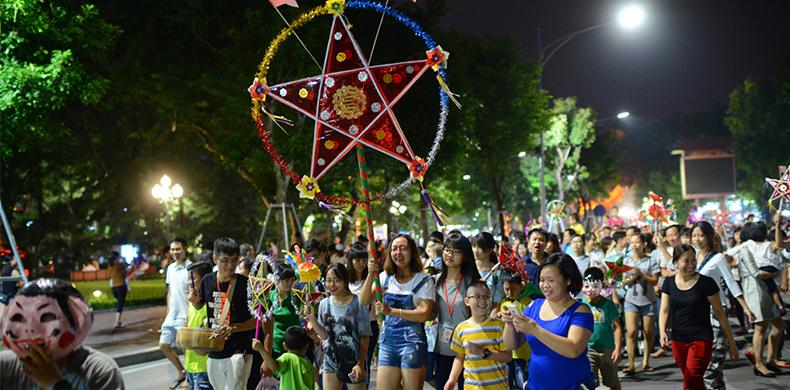 Vietnam Mid-Autumn Festival