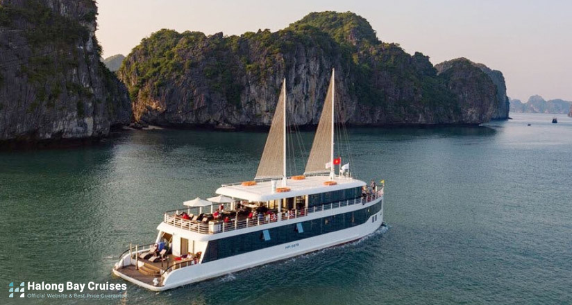 Jade Sails Luxury Day Cruise