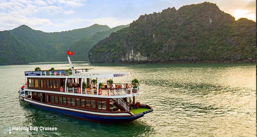 Serenity Day Cruise